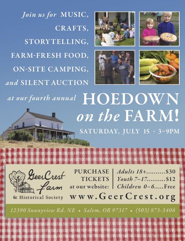 Hoedown & Silent Auction