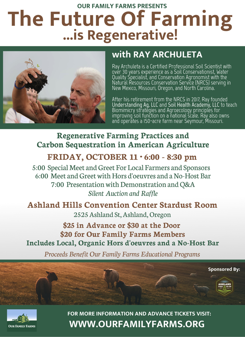 The Future of Farming…is Regenerative with Ray Archuleta