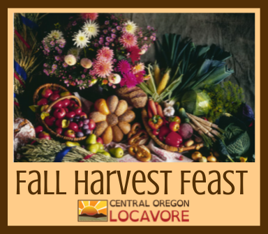 3rd Annual Locavore Fall Harvest Feast Farm to Table Celebration